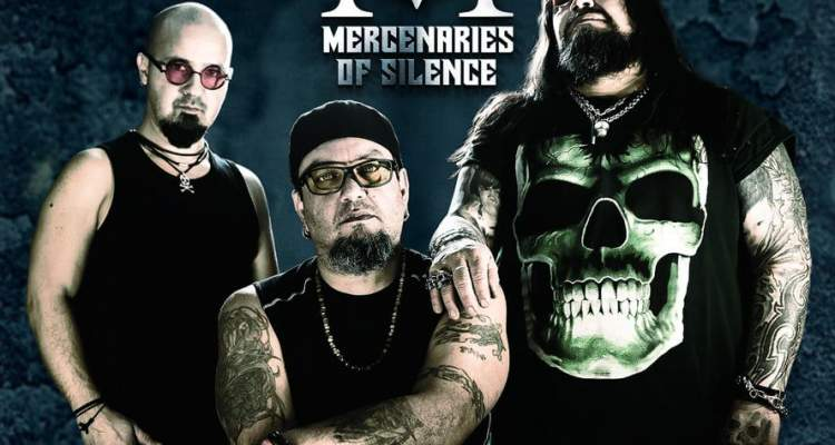 Abel Cañizales, Marco Toro y Gregorio Rangel - Mercenaries Of Silence (M.O.S.)