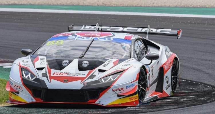 Perolini Pietro-Cecotto Jonathan, Lamborghini Huracan Evo GT3 #88