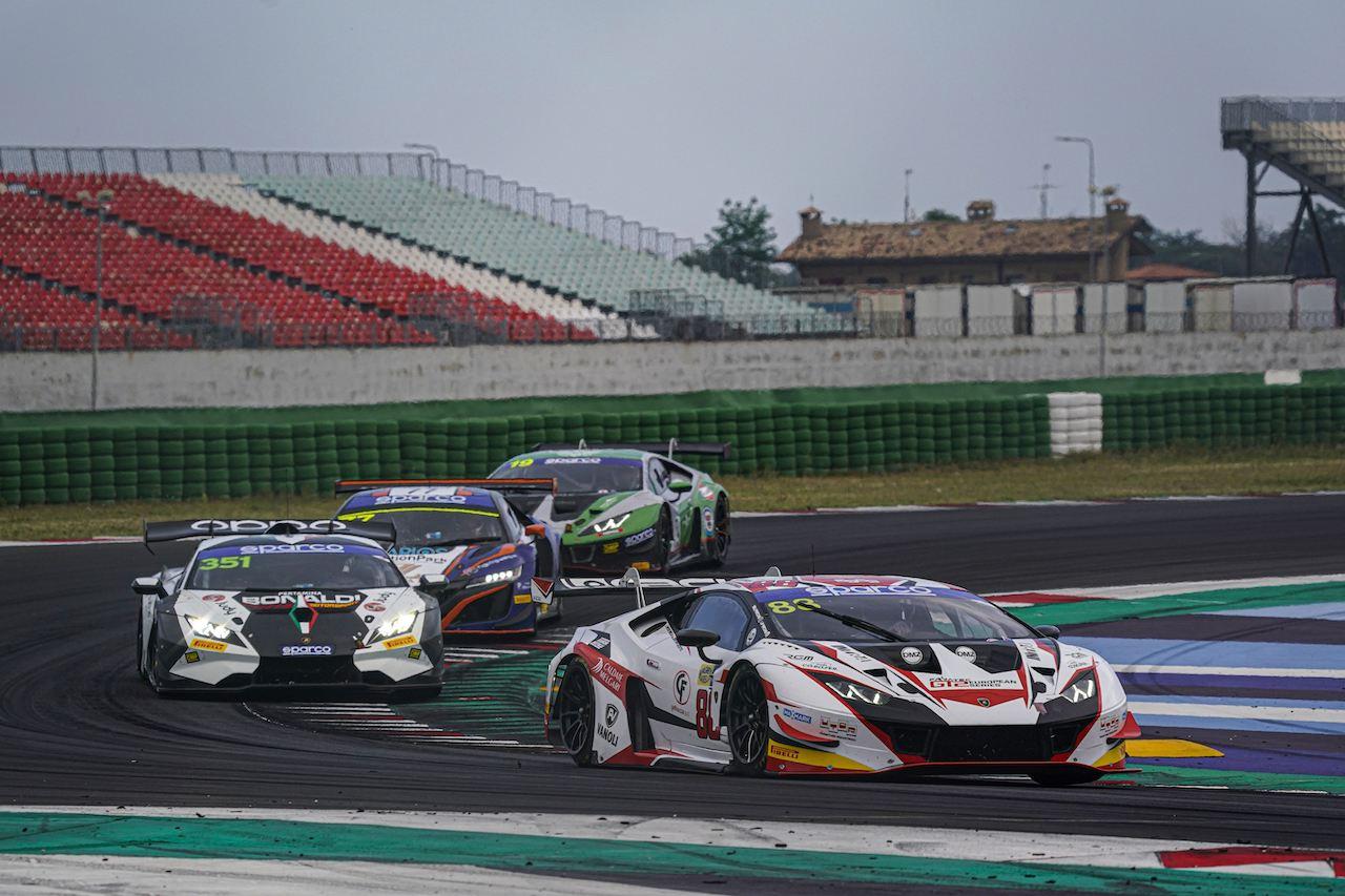 erolini Pietro-Cecotto Jonathan, Lamborghini Huracan Evo GT3 #88
