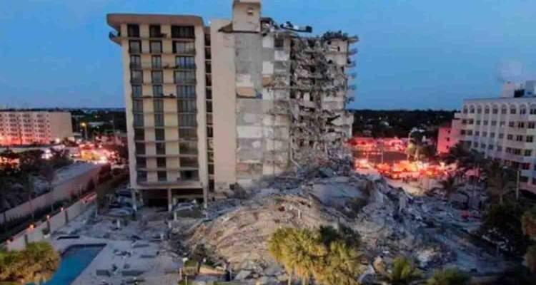 edificio derrumbado en miami victimas