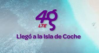 4G LTE de Digitel en la isla de Coche_1