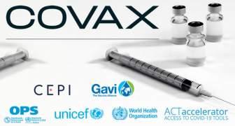 COVAX OMS Y LAS VACUNAS COVID19