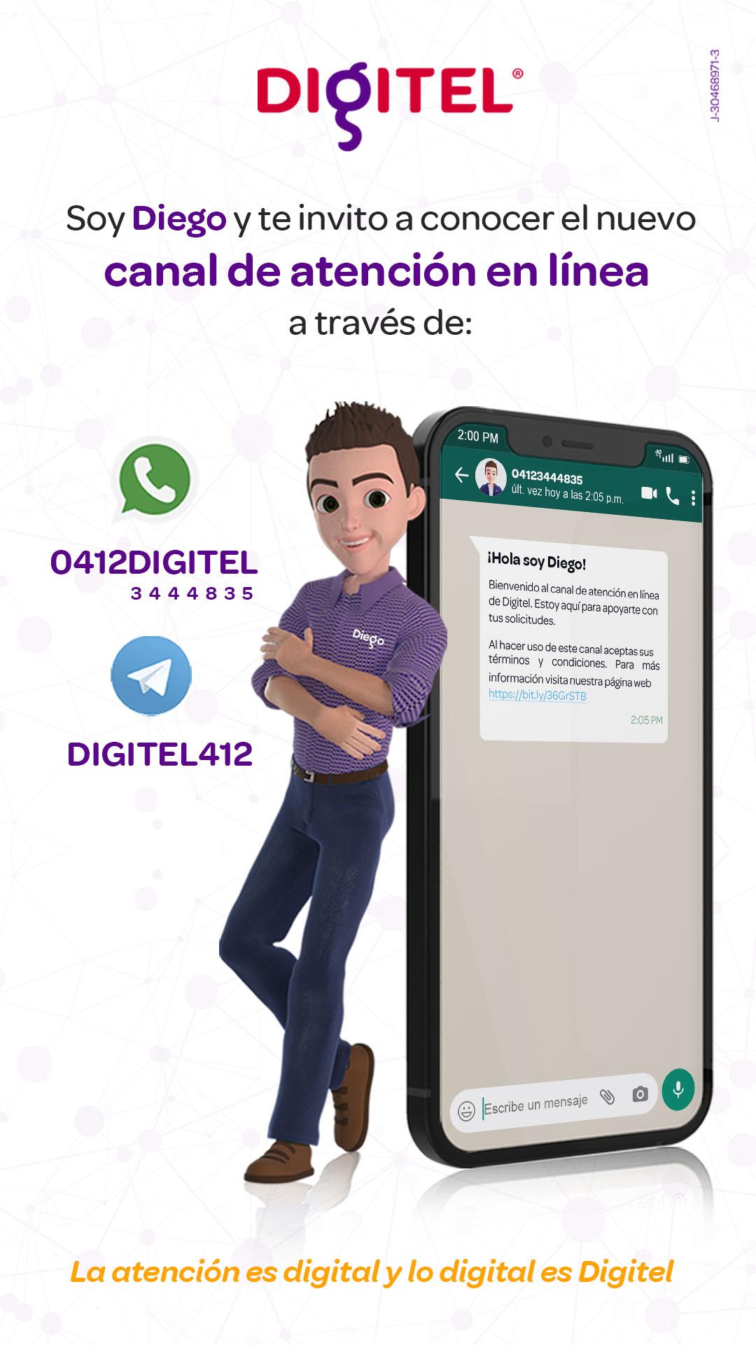 Chat Digitel