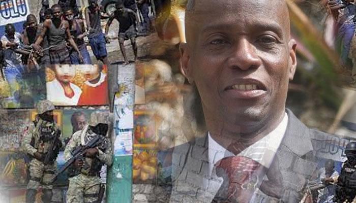 VIOLENCIA EN HAITI ASESINATO DEL PRESIDENTE