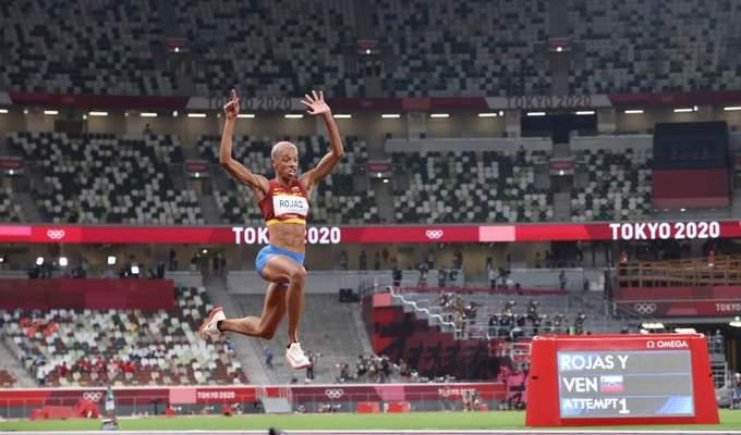 YULIMAR ROJAS TOKIO 2020