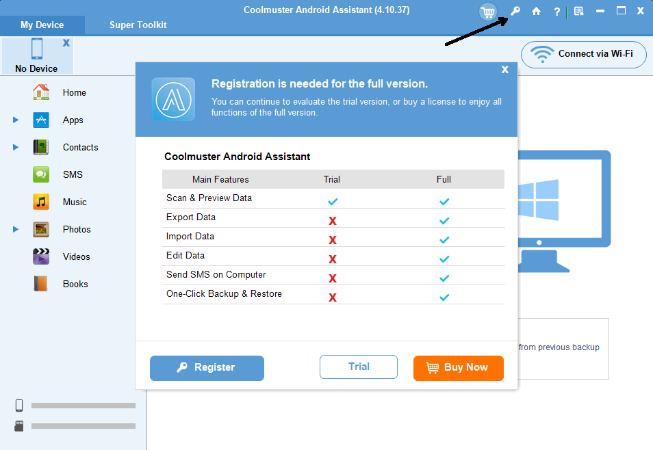 App asistente para android (2)