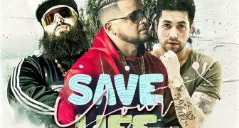 COVER SAVE YOUR LIFE