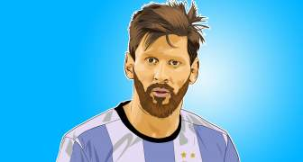 PORQUE Lionel Messi SE FUE DEL BARCELONA
