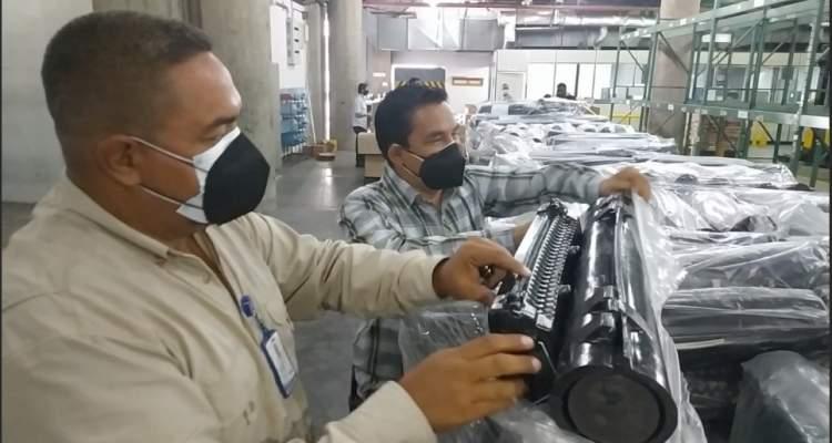 Cantv adquiere nueva dotación de material estratégico para atender más de 300.000 averías