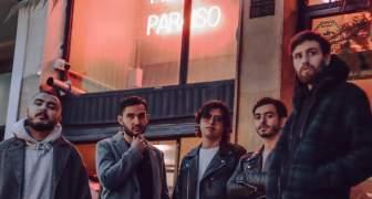 La banda de rock colombiana Royals