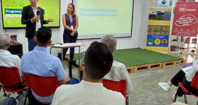Programa Innovation Eco Caracas Venezuela Impachub (6)