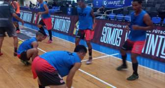 Caracas Futsal Club en la Liga Futve